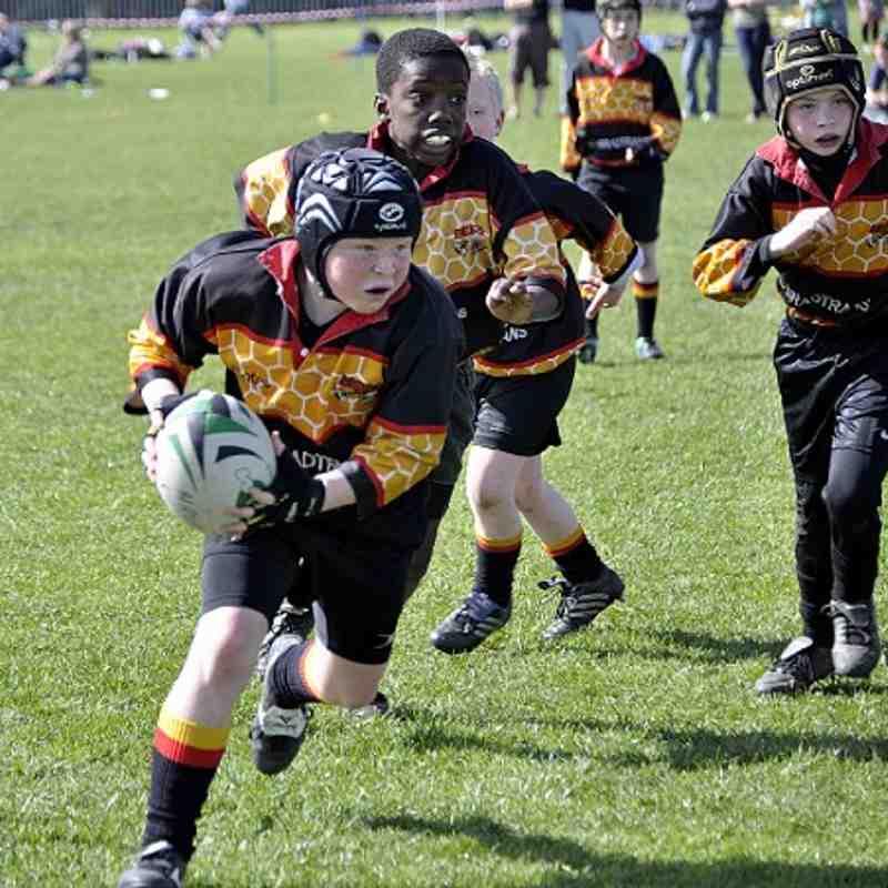 U10s - Harrogate Festival - April 2011