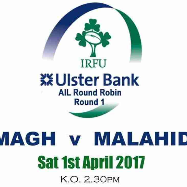 Match Preview - AIL Round Robin