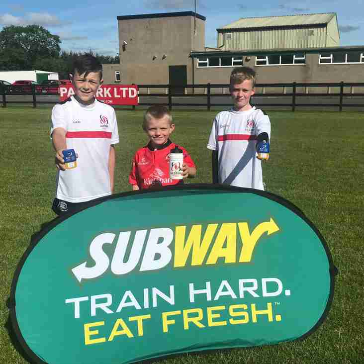Successful Summer Rugby Camp