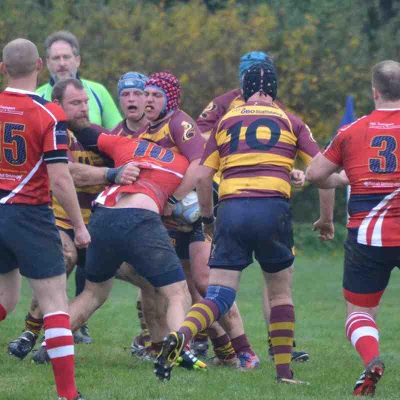 Stowmarket v YM Hawks - 15/11/14