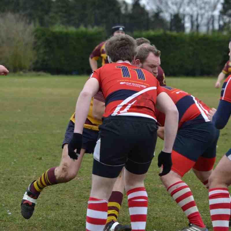 Ipswich YM 2nd XV (Hawks) v Stowmarket - 28/02/15