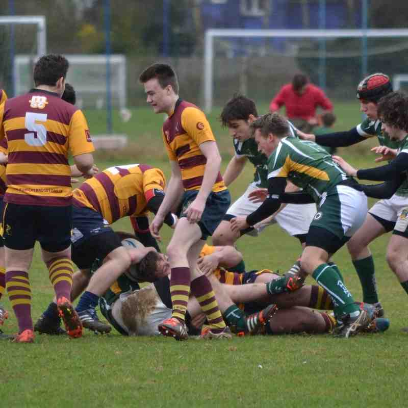 Ipswich Colts v Saffron Walden - 29/03/15