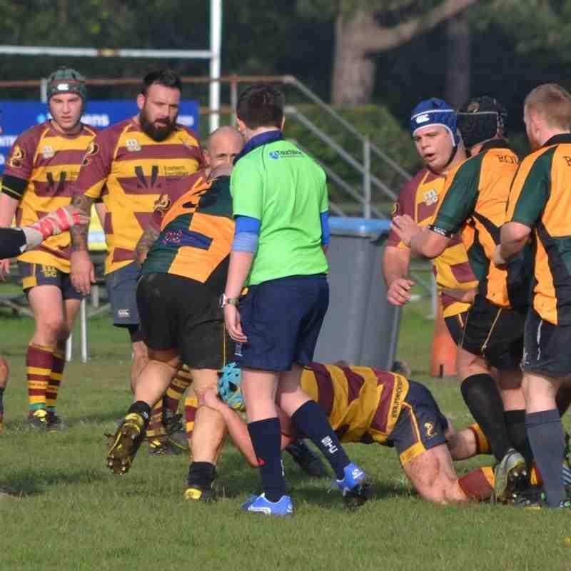 Ipswich YM Hawkes v Bury 3rds - 31/10/15