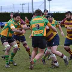Ipswich YM 1st XV v Crusaders - 19/03/16