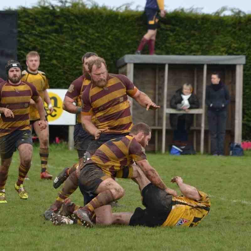 Ipswich YM 1st XV v Swaffham - 16/04/16