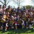 Lowestoft and Yarmouth vs. Ipswich YM Rugby Club