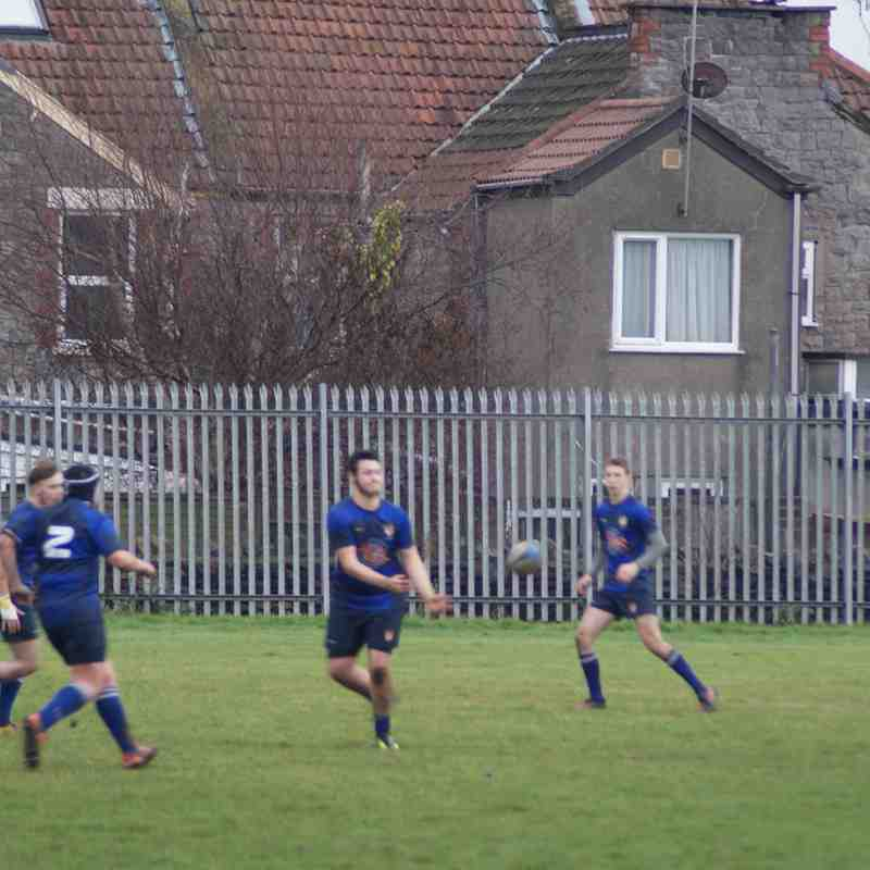 Weston Colts v Burnham 08.01.17