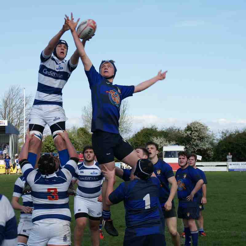 Burnham Colts v Weston Colts 02.04.17