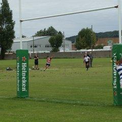 Weston Colts v Burnham Colts 20.08.17