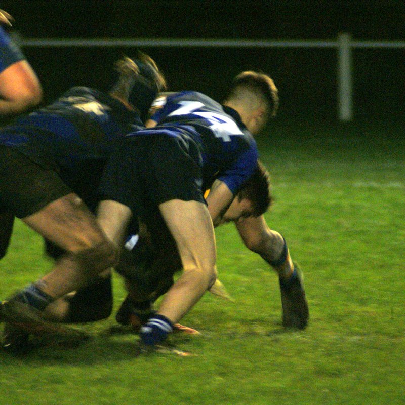 Weston Colts 21 Nailsea and Blackwell Colts 26
