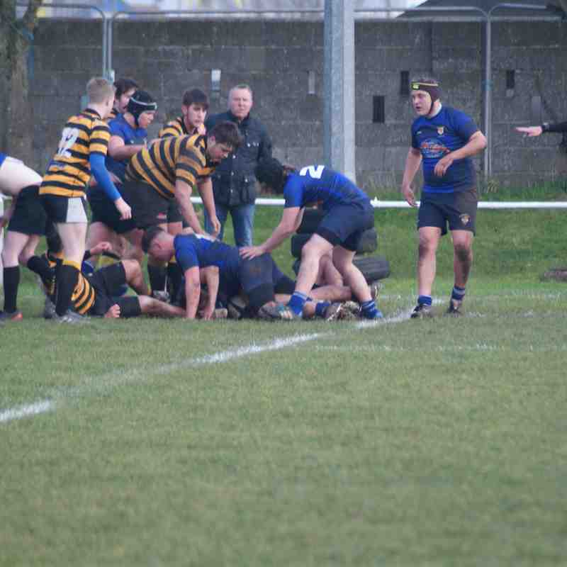 Weston Colts v Yatton 03.12.17