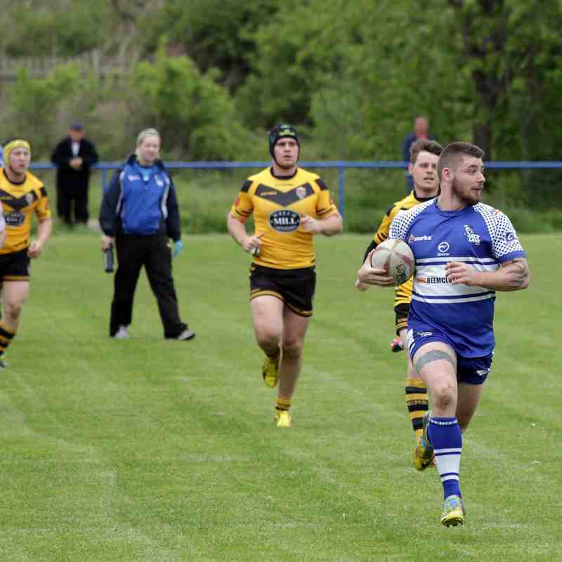 Home vs Leigh MR 16th May 2015