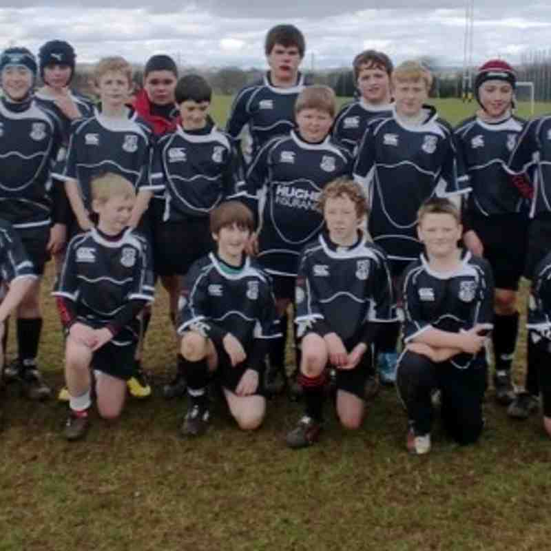 Ards U13s Season 2010-2011
