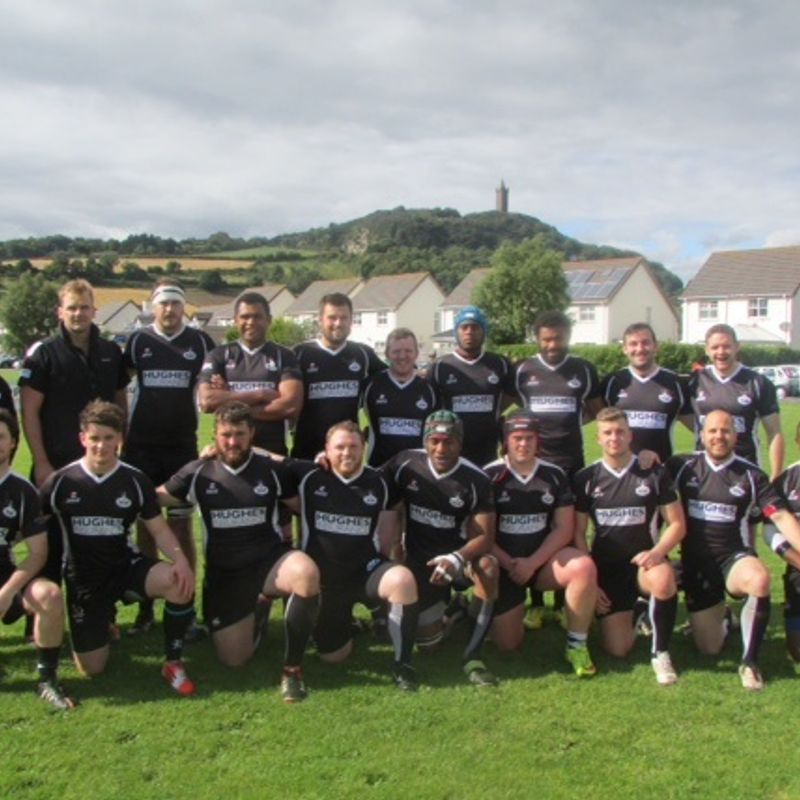 Match report:  Ards 8 v Ballyclare 43