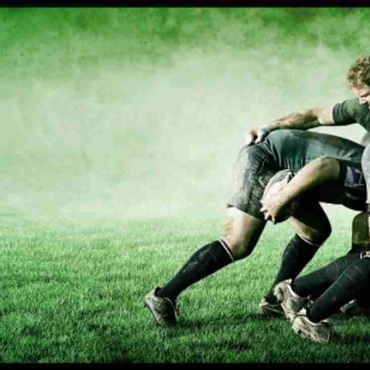 Colts - From Director of Rugby - Andy Tucker.