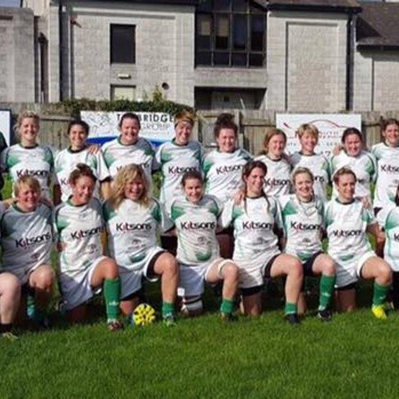Oakmeadians Ladies 15 - 15 Newton Abbot Ladies