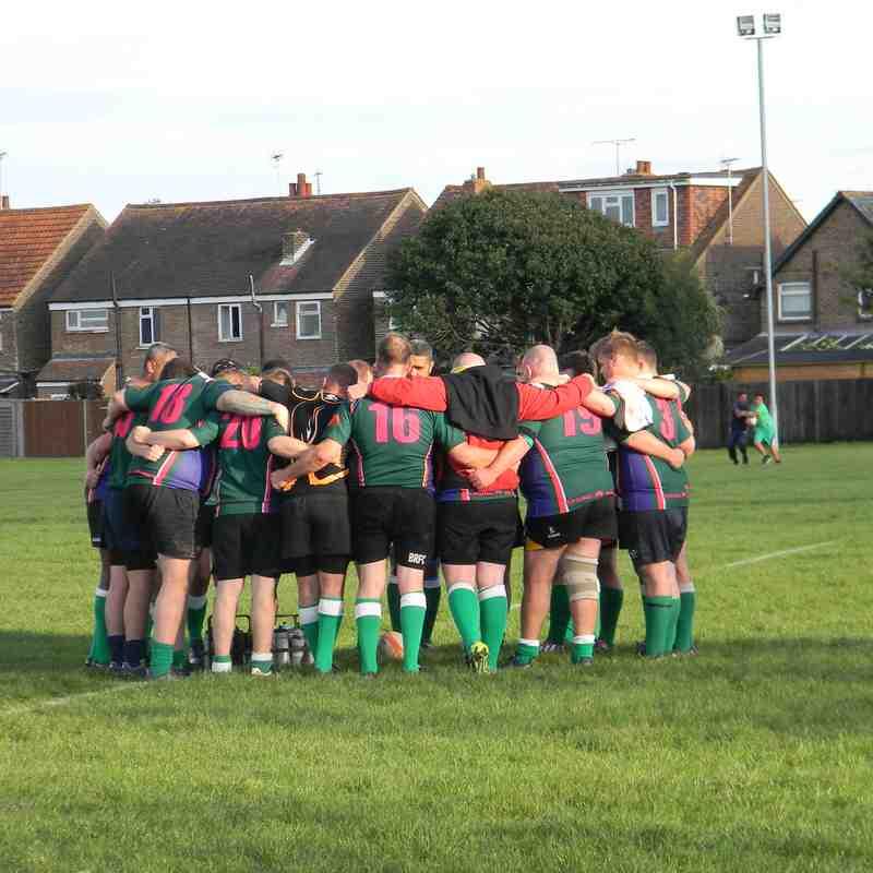 3rd XV v Shoreham 28.10.17 by Lulu Millen