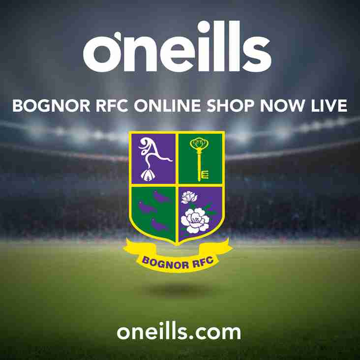 Online Kit Store NOW LIVE
