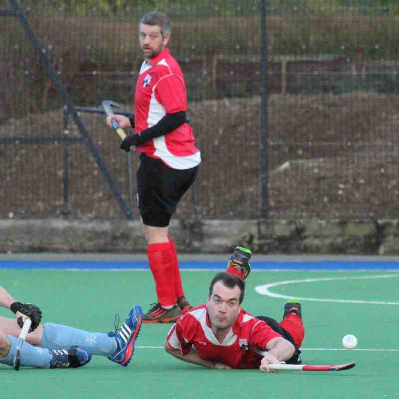 Men's 1s vs West Herts Jan 10th 2015