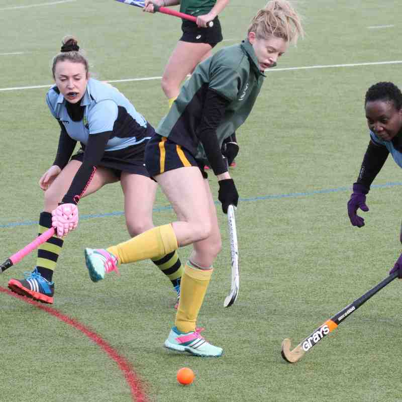 Ladies IIs vs Letchworth 21st Feb 2015