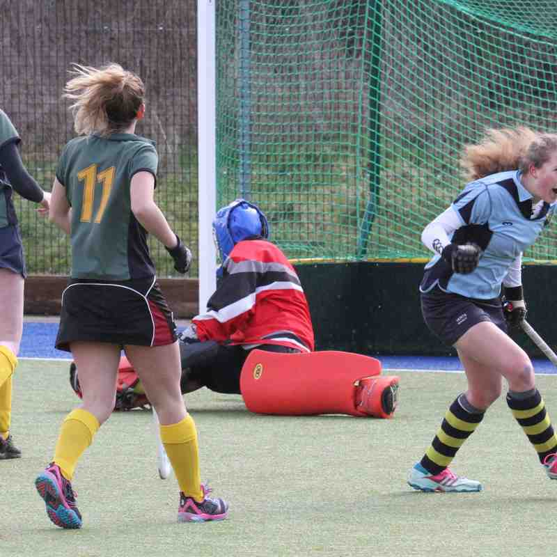 Ladies IIs vs Letchworth 21st Feb 2015