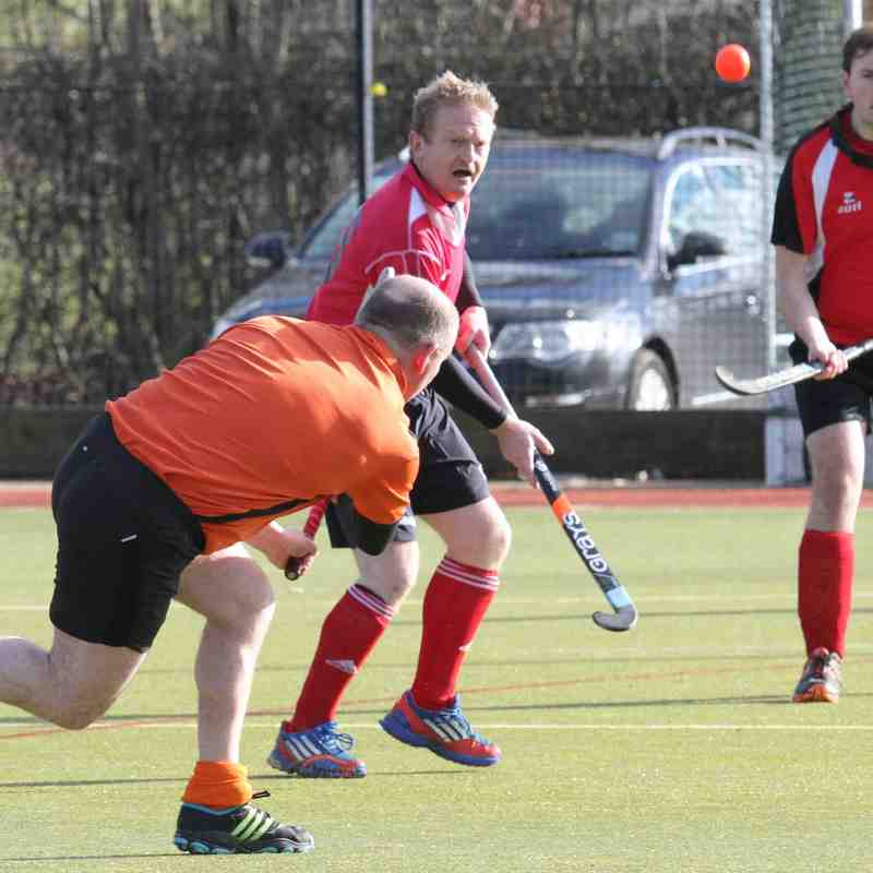 Mens IIIs vs St Albans 21st Feb 2015