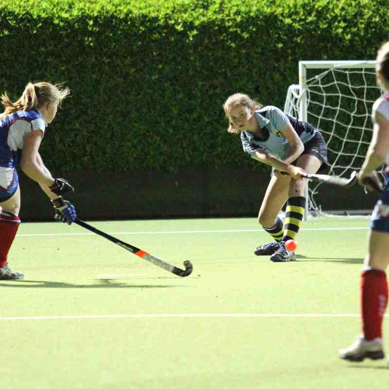 Summer League Ladies vs Bishops Stortford April 28th 2015
