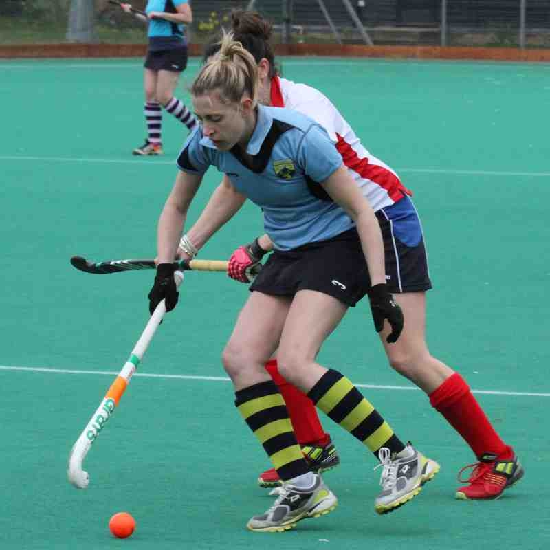 Ladies 1s v Colchester March 21st 2015
