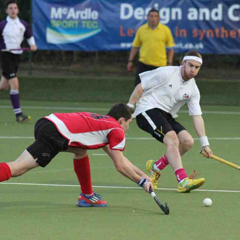 Winchmore&Enfield Vs Men's Summer team June 9th 2015