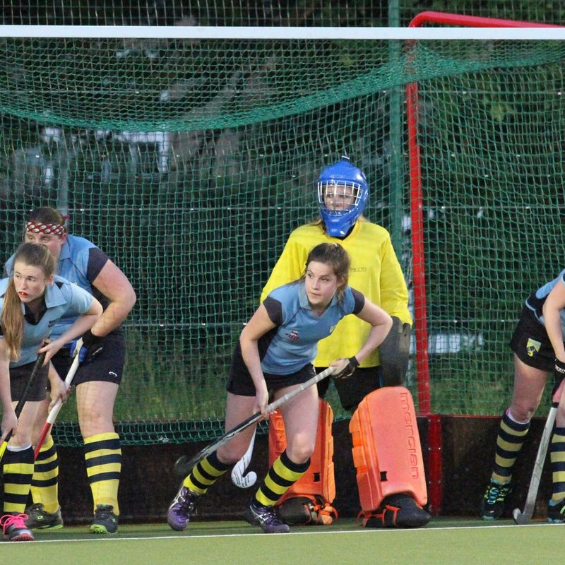 Ladies Summer lose to Broxbourne 2 - 4