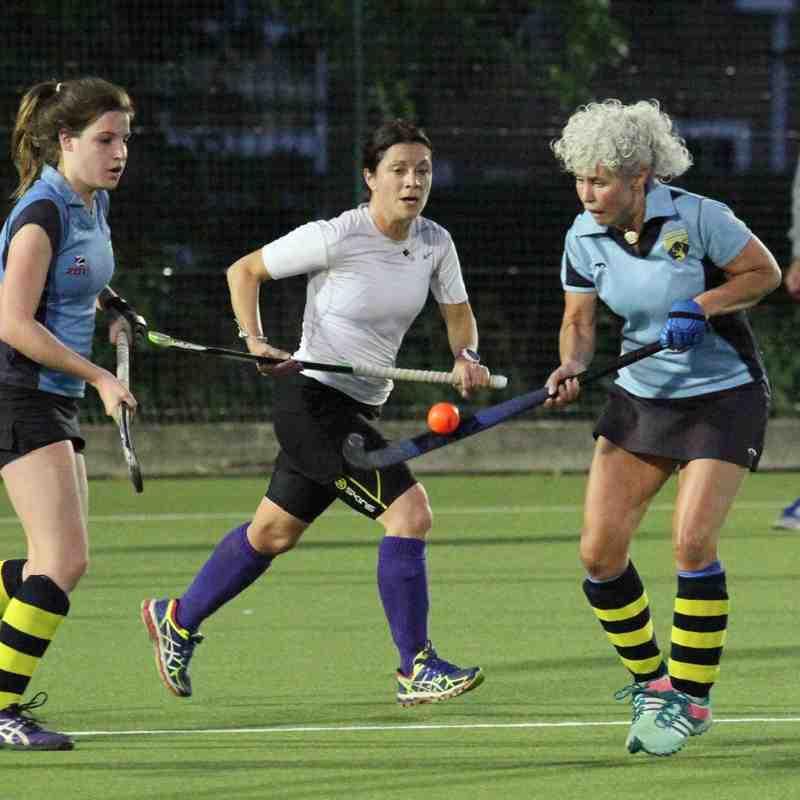 Summer Ladies vs Winchmore/Enfield 15th June 2015