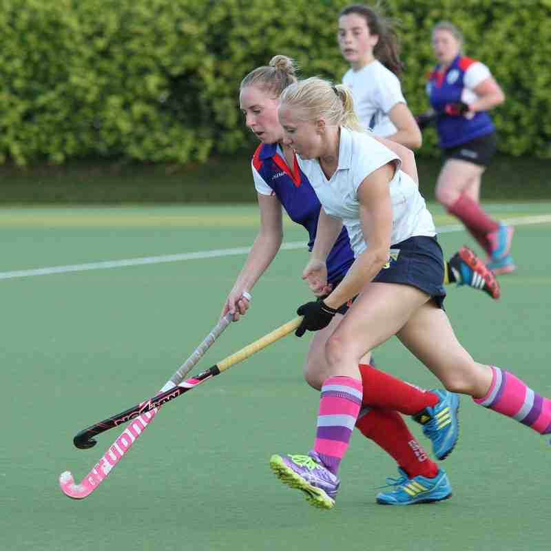 Summer Ladies vs Bishops stortford 9th July 2015