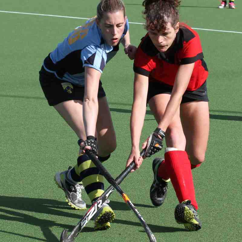 Ladies IIs vs Avylesbury September 26th 2015