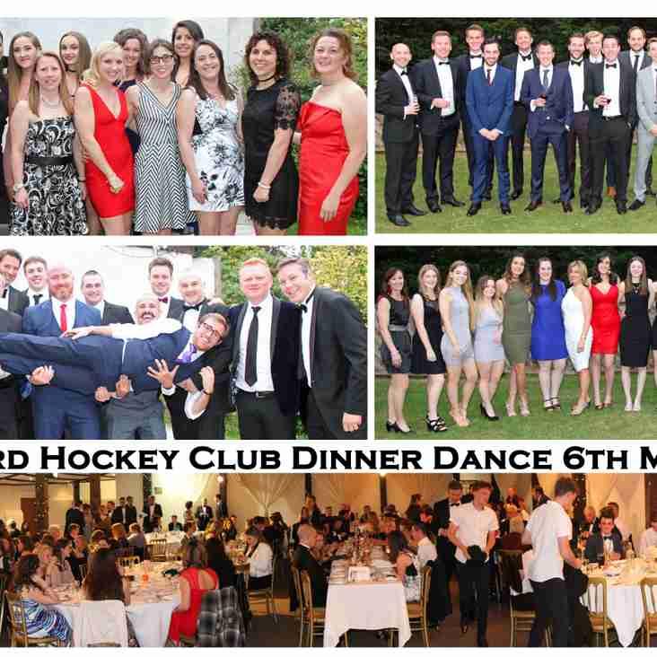 Hertford Hockey Club Dinner