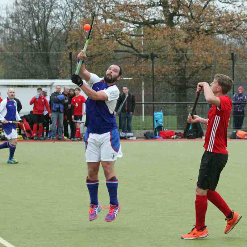 mens 1s v Bishop's Stortford November 24th 2018