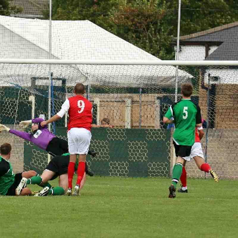 Sat 16 August 2014 - Bishops Cleeve v Didcot