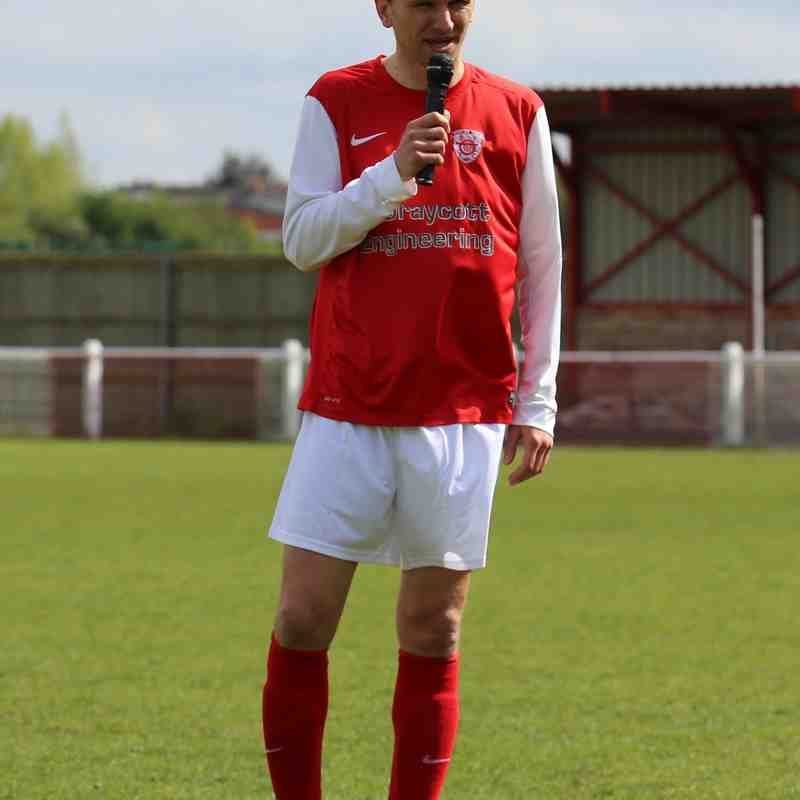 Jamie Heapy's Testimonial - May 2015
