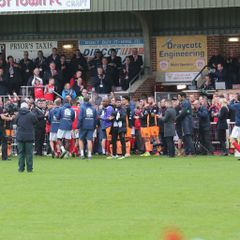 Exeter City (H) - FA Cup 1st Round  - 8th November 2015