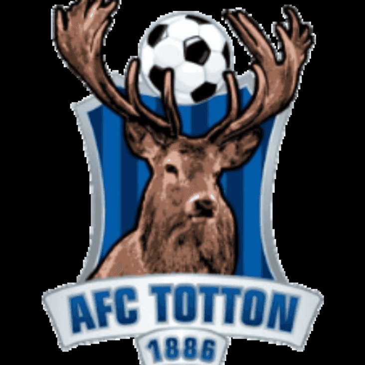 Totton Game Brought Forward