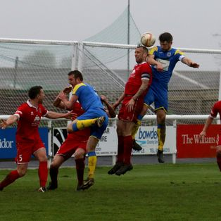 North Devon Defeat