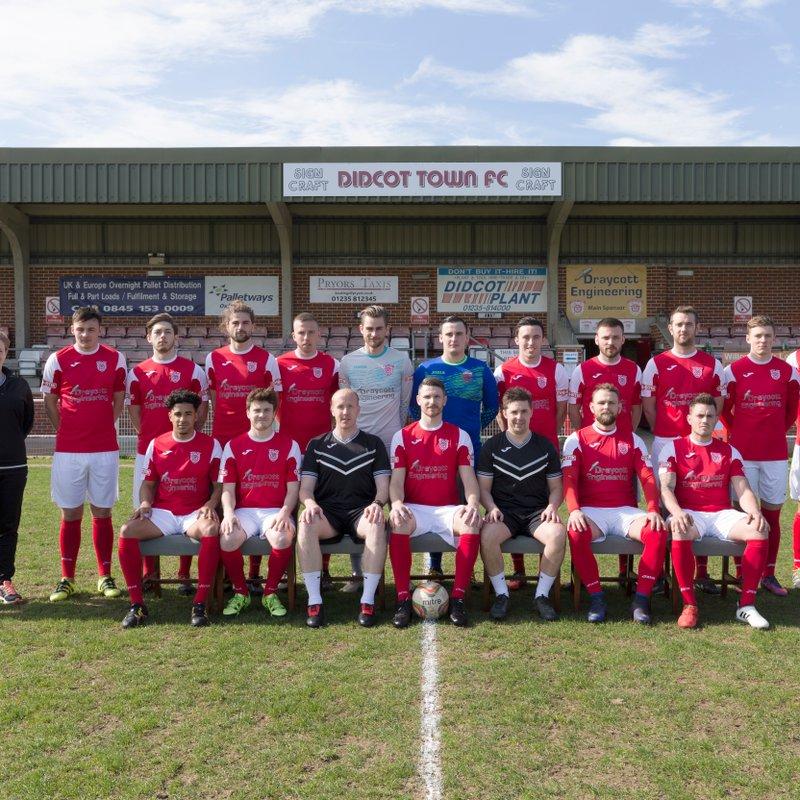 Didcot Town vs. Aylesbury United