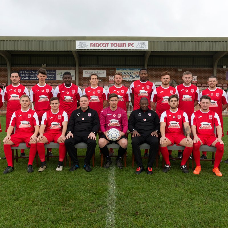 DTFC Development lose to Holyport 0 - 2