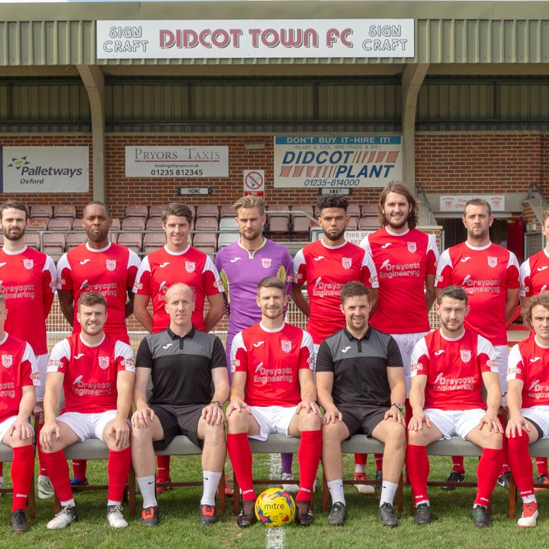 First Team beat Dunstable Town 2 - 1