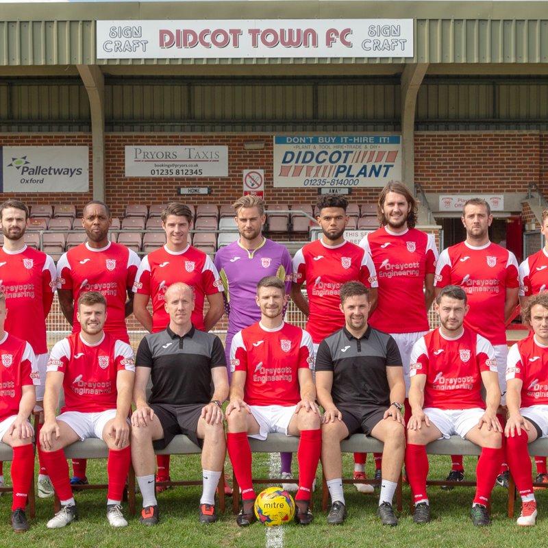 Yaxley vs. Didcot Town