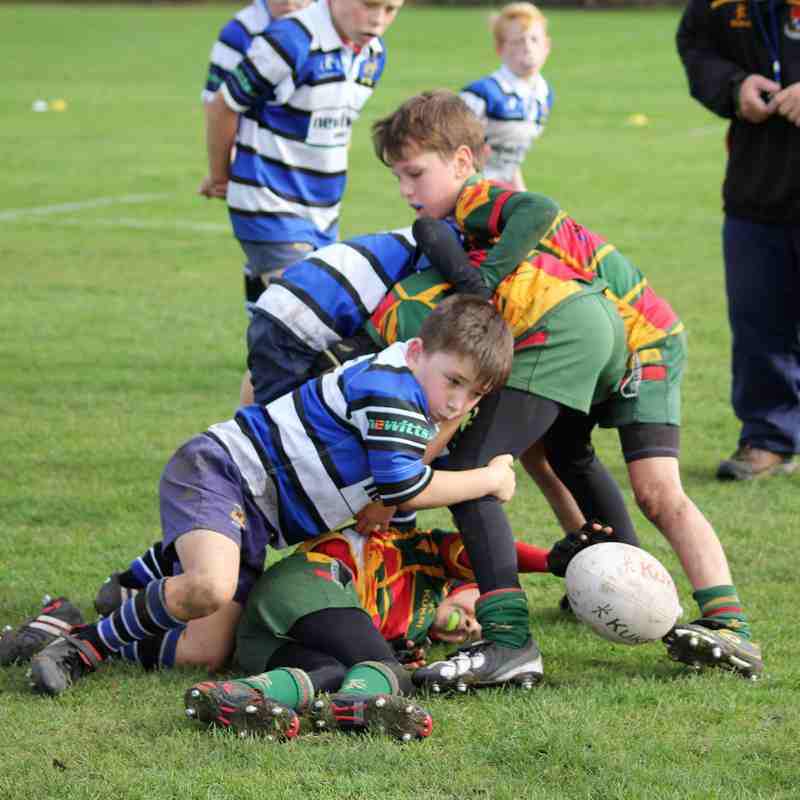 U10's v Driffield (H) October 2017