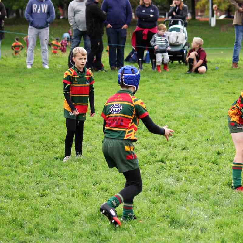 U10's v Morley (A) September 2017