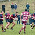 LAST GASP VICTORY FOR BOURNS KEEPS THE TITLE RACE WIDE OPEN