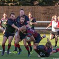 THREE ON THE BOUNCE AS BOURNS TAKE THEIR CHANCES IN TRY FEST