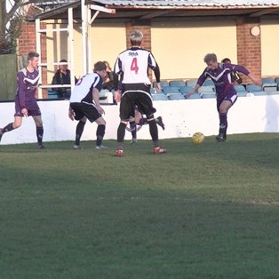 Shepshed Dynamo 2 Loughborough University 2