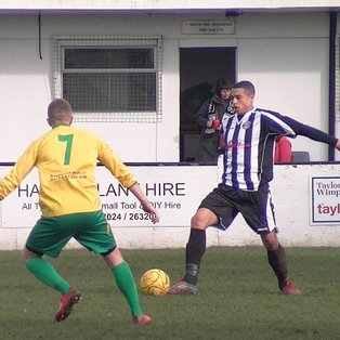 Shepshed Dynamo 2 Gornal Athletic 2